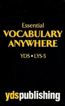 Ydspublishing Yayınları YDS LYS 5 Essential Vocabulary Anywhere