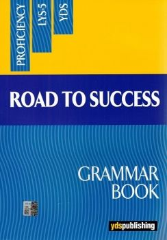 Ydspublishing Yayınları YDS LYS 5 ROAD TO SUCCESS GRAMMER BOOK