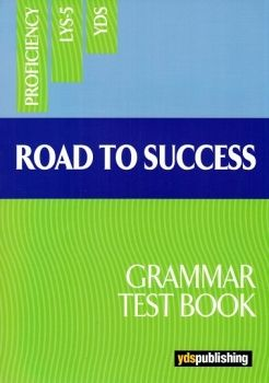 Ydspublishing Yayınları YDS LYS 5 ROAD TO SUCCESS GRAMMER TEST BOOK