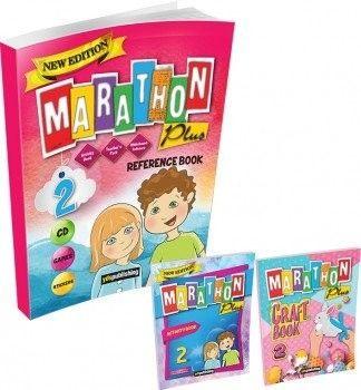 Ydspublishing Yayınları 2. Sınıf Marathon Plus Reference Book