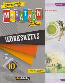 Ydspublishing Yayınları 10. SınıfMarathon Plus Worksheets