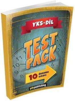 Ydspublishing Yayınları YKS Dil Test Pack 10 Deneme