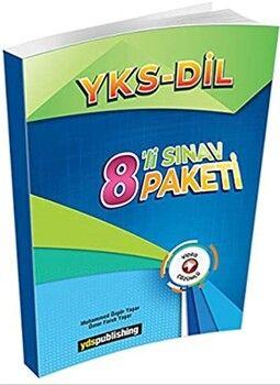 Ydspublishing Yayınları YKS Dil 8 li Sınav Paketi
