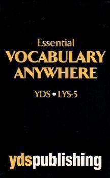Ydspublishing Yayınları YDS LYS 5 Essential Vocabulary Anywhere
