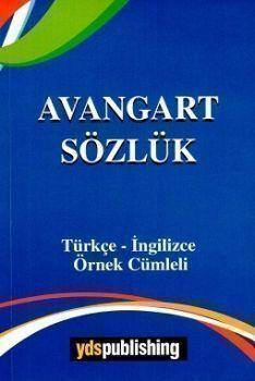Ydspublishing Yayınları Avangart Sözlük Türkçe İngilizce Örnek Cümleli