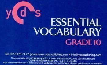 Ydspublishing Yayınları YDS Grade 10 ESSENTIAL VOCABULARY