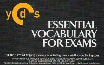 Ydspublishing Yayınları YDS Grade 10 ESSENTIAL VOCABULARY FOR EXAMS