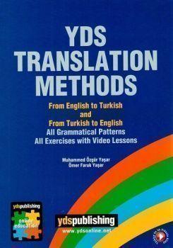Ydspublishing Yayınları YDS TRANSLATION METHODS