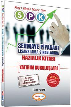 Yediiklim 2017 SPK Yatırım Kuruluşlarına Hazırlık Kitabı