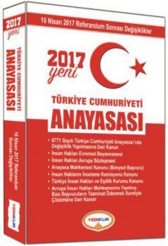 Yediiklim 2017 Yeni Türkiye Cumhuriyeti Anayasası