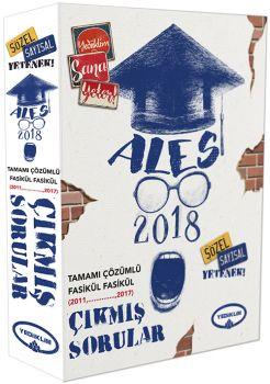 Yediiklim 2018 ALES Sözel Sayısal Yetenek Tamamı Çözümlü Fasikül Çıkmış Sorular 2011 2017