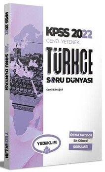 Yediiklim 2022 KPSS Türkçe Soru Dünyası