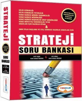 Yediiklim Gelir Uzmanlığı Strateji Soru Bankası