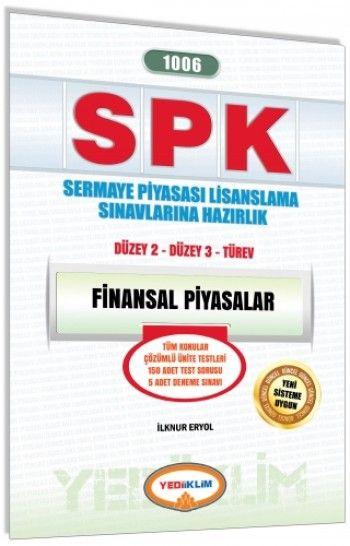 Yediiklim   SPK Finansal Piyasalar