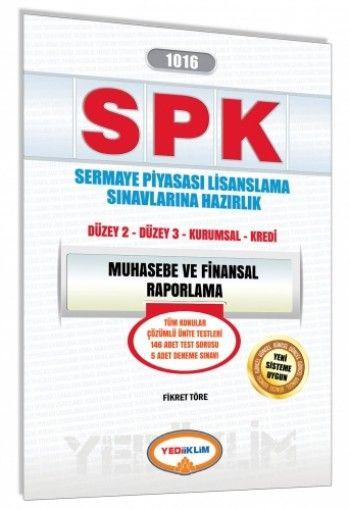 Yediiklim   SPK Muhasebe ve Finansal Raporlama
