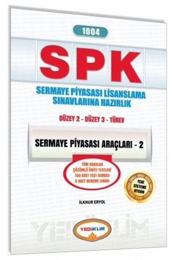 Yediiklim   SPK Sermaye Piyasası Araçları - 2