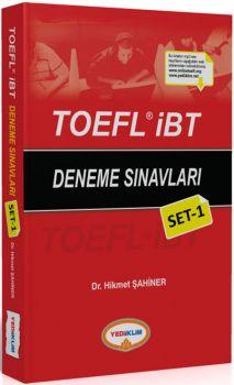 Yediiklim TOEFL İBT Deneme Sınavları Set 1