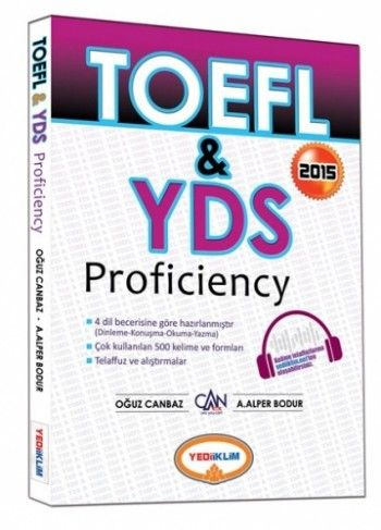 Yediiklim TOEFL YDS Proficiency