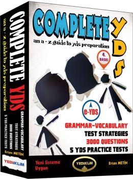 Yediiklim Yayıncılık Complete YDS Grammar - Vocabulary