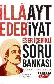 Yediiklim Yayınları AYT İlla Edebiyat Eser İçerikli Soru Bankası