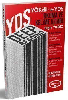 Yediiklim Yayınları YDS YÖKDilL Deep Reading Okuma ve Kelime Kitabı
