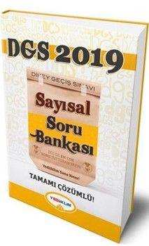 Yediiklim Yayınları2019 DGS Sayısal Tamamı Çözümlü Soru Bankası