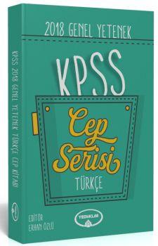 Yediiklim Yayınları 2018 KPSS Genel Yetenek Türkçe Cep Serisi