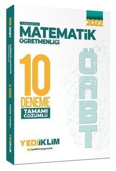 Yediiklim Yayınları 2020 ÖABT Tarih Öğretmenliği Tamamı Çözümlü Soru Bankası
