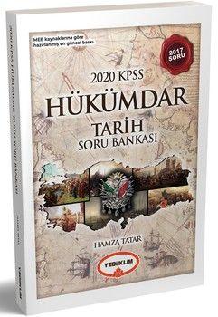 Yediiklim Yayınları 2020 KPSS Tarih Hükümdar Soru Bankası