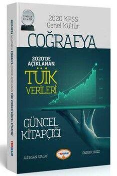 Yediiklim Yayınları 2020 KPSS Genel Kültür Coğrafya 2020 de Açıklanan Tüik Verileri Güncel Kitapçığı