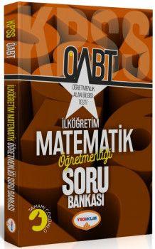 Yediiklim Yayınları ÖABT İlköğretim Matematik Öğretmenliği Tamamı Çözümlü Soru Bankası
