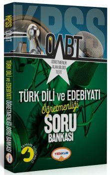 Yediiklim Yayınları ÖABT Türk Dili ve Edebiyatı Öğretmenliği Tamamı Çözümlü Soru Bankası