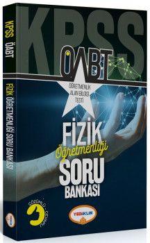 Yediiklim Yayınları ÖABT Fizik Öğretmenliği Tamamı Çözümlü Soru Bankası
