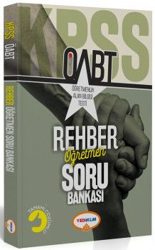 Yediiklim Yayınları ÖABT Rehber Öğretmenliği Tamamı Çözümlü Soru Bankası