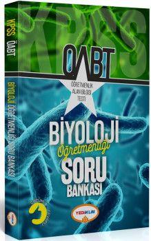 Yediiklim Yayınları ÖABT Biyoloji Öğretmenliği Çözümlü Cevaplı Soru Bankası