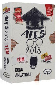 Yediiklim Yayınları 2018 ALES Tüm Adaylar için Sayısal Sözel Yetenek Konu Anlatımlı