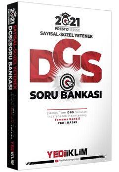 Yediiklim Yayınları 2021 DGS Sayısal Sözel Yetenek Prestij Serisi Soru Bankası Tamamı Renkli