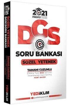 Yediiklim Yayınları 2021 DGS Sözel Yetenek Soru Bankası Prestij Serisi