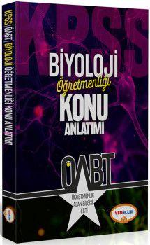 Yediiklim Yayınları ÖABT Biyoloji Öğretmenliği Konu Anlatımlı