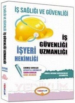 Yediiklim Yayınları İş Sağlığı ve Güvenliği İşyeri Hekimliği Kitabı