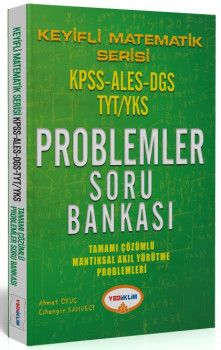 Yediiklim Yayınları KPSS ALES DGS YKS TYT Mantıksal Akıl Yürütme Problemleri Tamamı Çözümlü Soru Bankası