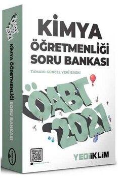 Yediiklim Yayınları 2021 ÖABT Kimya Öğretmenliği Soru Bankası