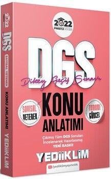 Yediiklim Yayınları2022 Dgs Sayısal Yetenek Konu Anlatımı