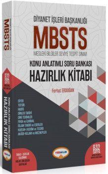 Yediiklim Yayınları Diyanet İşleri Başkanlığı MBSTS Konu Anlatımlı Soru Bankası Hazırlık Kitabı