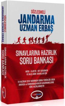 Yediiklim Yayınları Sözleşmeli Jandarma Uzman Erbaş Sınavlarına Hazırlık Soru Bankası