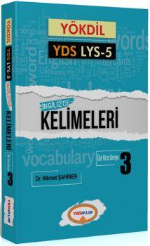 Yediiklim YÖKDİL YDS LYS 5 İngilizce Kelimeleri 3