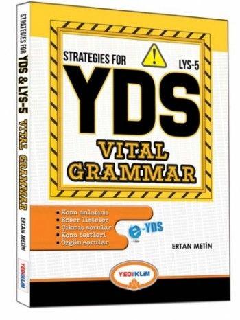 Yediiklim YDS Vital Grammar