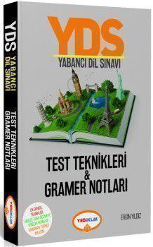 Yediiklim YDS Yabancı Dil Sınavı Test Teknikleri ve Gramer Notları