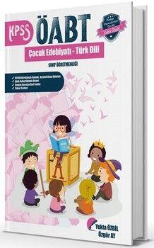 Yekta Özdil 2019 ÖABT Sınıf Öğretmenliği Çocuk Edebiyatı ve Türk Dili Konu Anlatımlı Soru Bankası