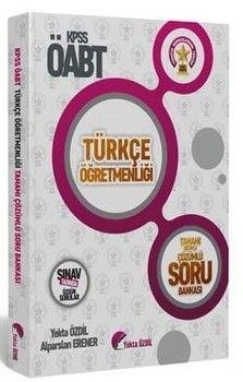 Yekta Özdil 2020 ÖABT Türkçe Öğretmenliği Tamamı Detaylı Çözümlü Soru Bankası
